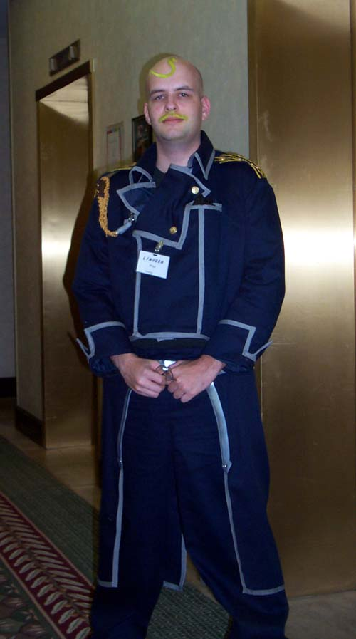 Proz at Linucon 2004