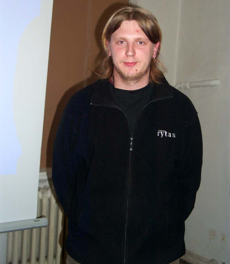Narimantas, one of the speakers at Lituanicon 2004, gave a talk where he argued that vampires may actually be nanotech-enabled space travellers.