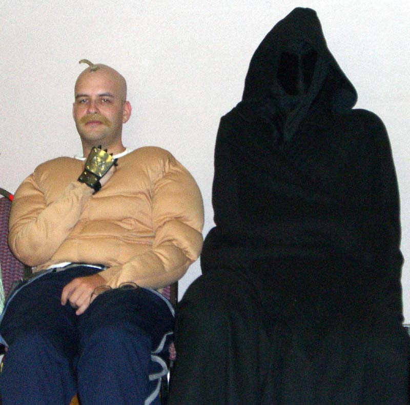 Proz and Death / Nazgul at Linucon 2005