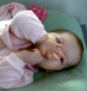 Hand talking, November 2005
