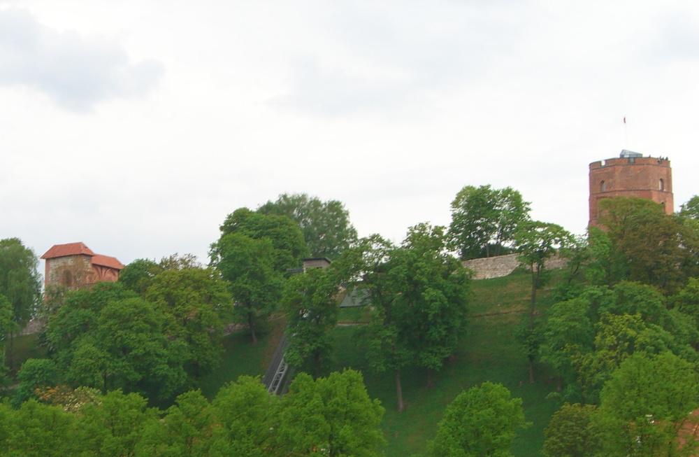 The Vilnius Castle