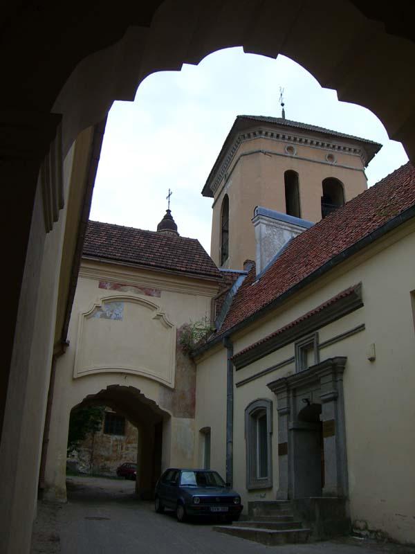 Trinity / Basilian arches
