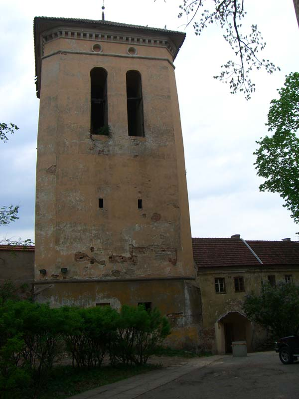 Trinity / Basilian inner tower