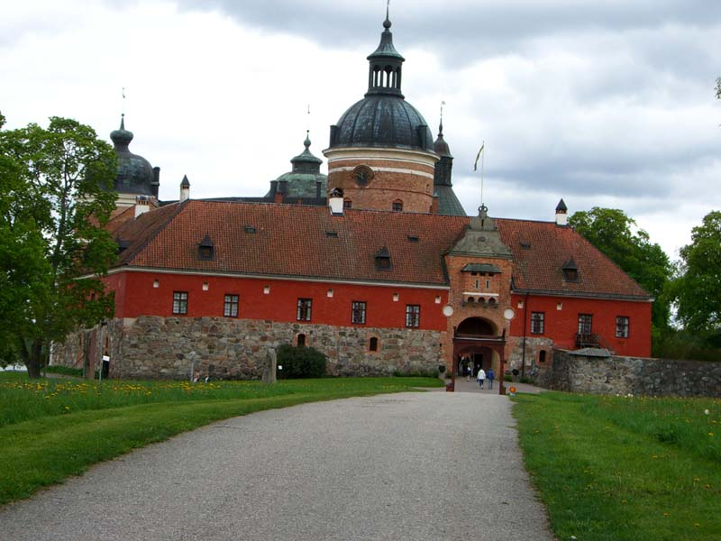 Gripsholm royal castle