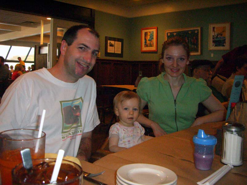 S, E and I at Hoover's Cooking
