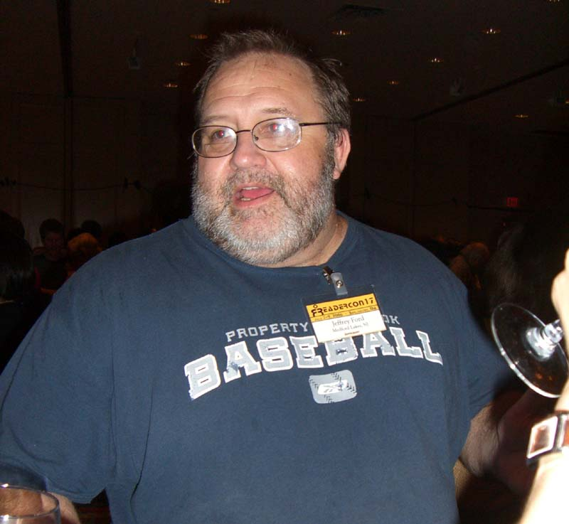 Jeffrey Ford at Readercon 2006