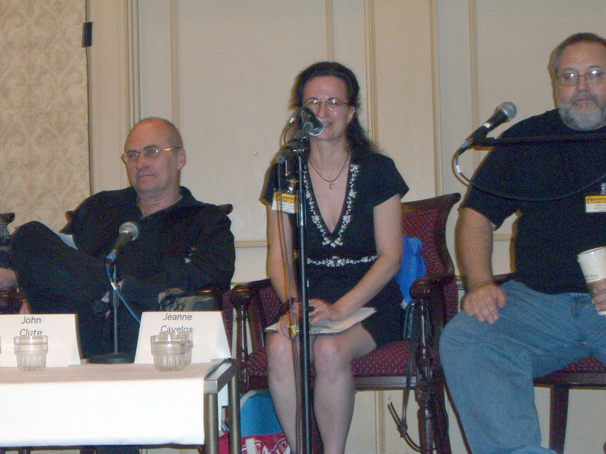 From Within It Devours panel on horror at Readercon 2006