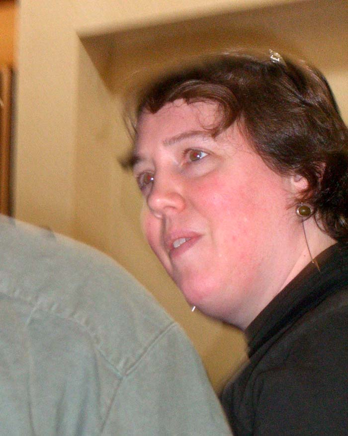 Kelly Link at Readercon 2006