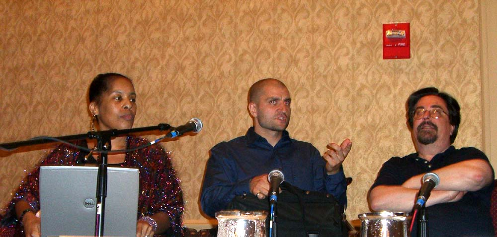 The Social Class in Science Fiction panel at Readercon 2006