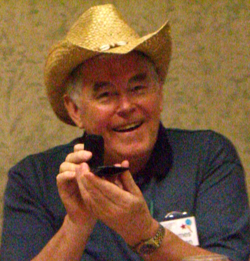 James P. Hogan finds science-fictional use for this object at the Stump The Panel at the ArmadilloCon 2006