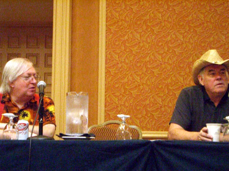 James P. Hogan Special Guest interview at ArmadilloCon 2006
