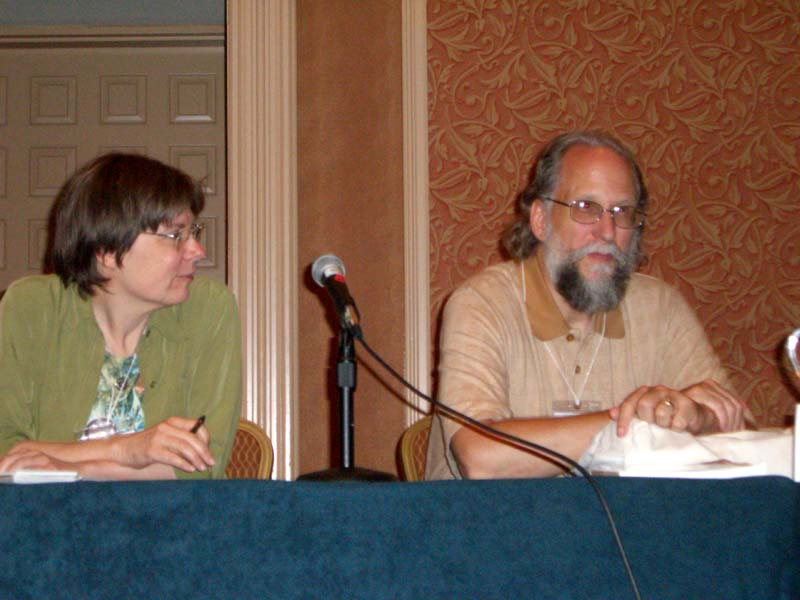 Is Your Science Right panel at ArmadilloCon 2006