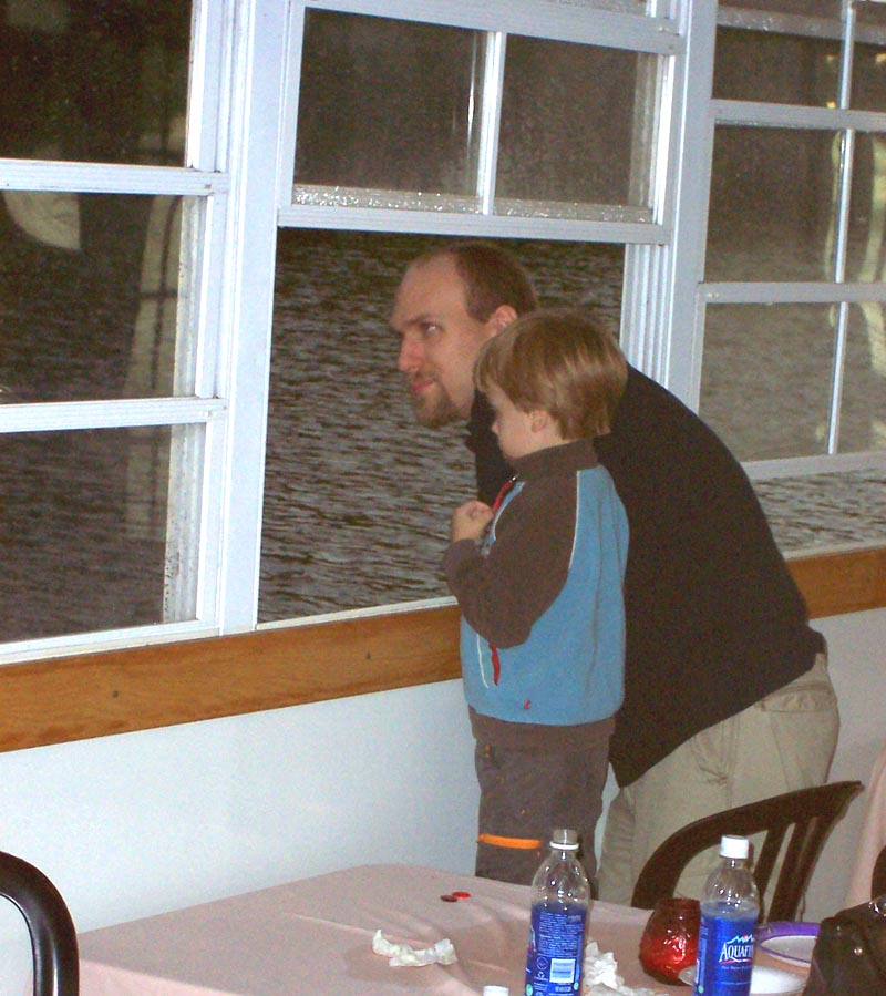 picture_019 Russell and his son, September 2006