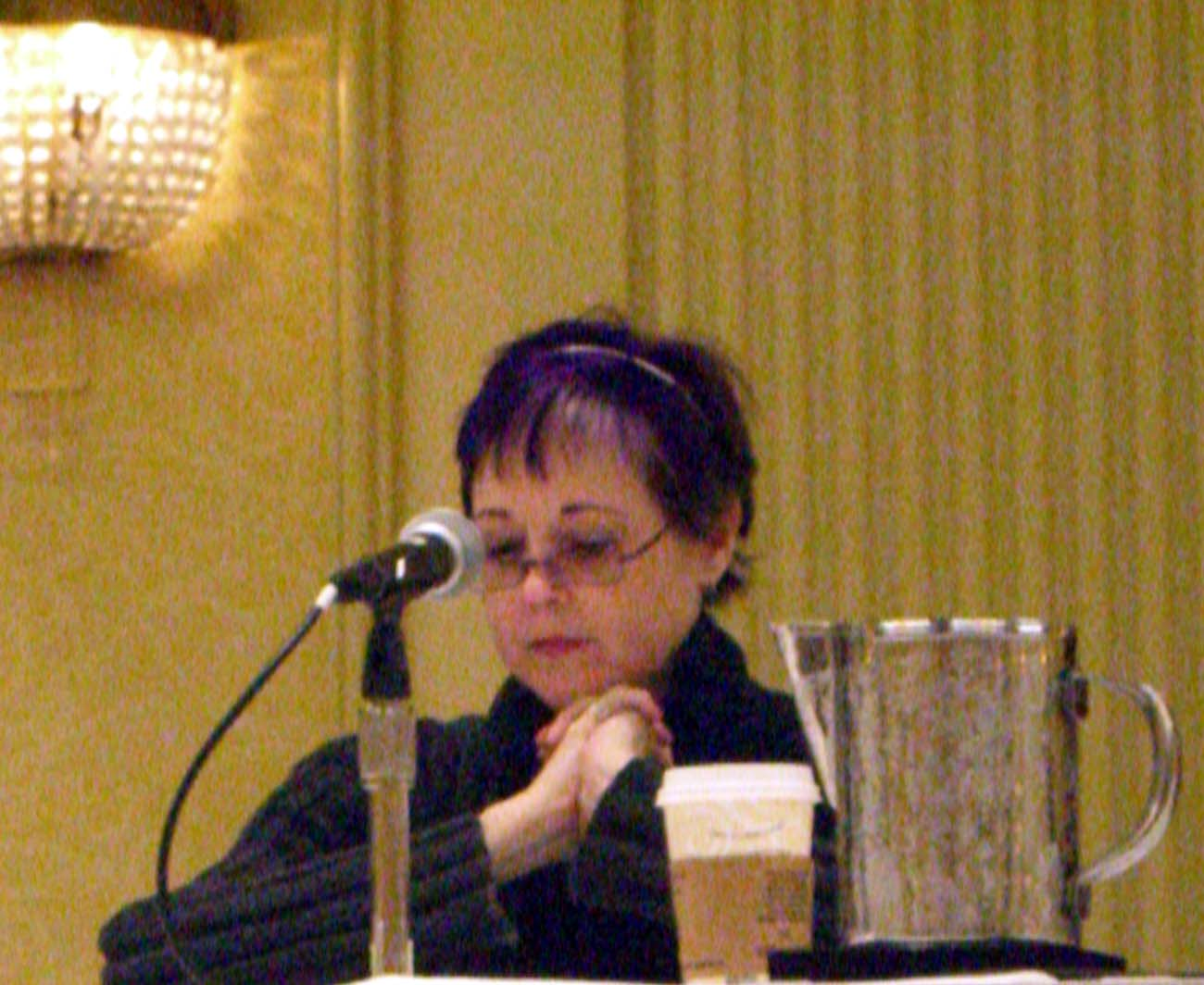 CS on The Lone Star State of Fantasy panel at the World Fantasy Convention 2006