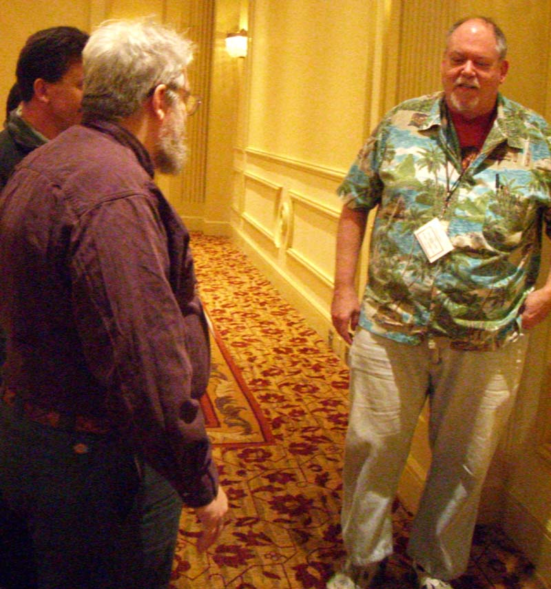 GC at the World Fantasy Convention 2006