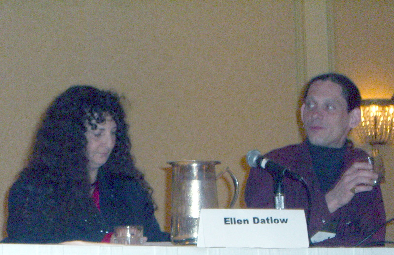 World Fantasy Convention 2006: Best Fantasy of the Year panel