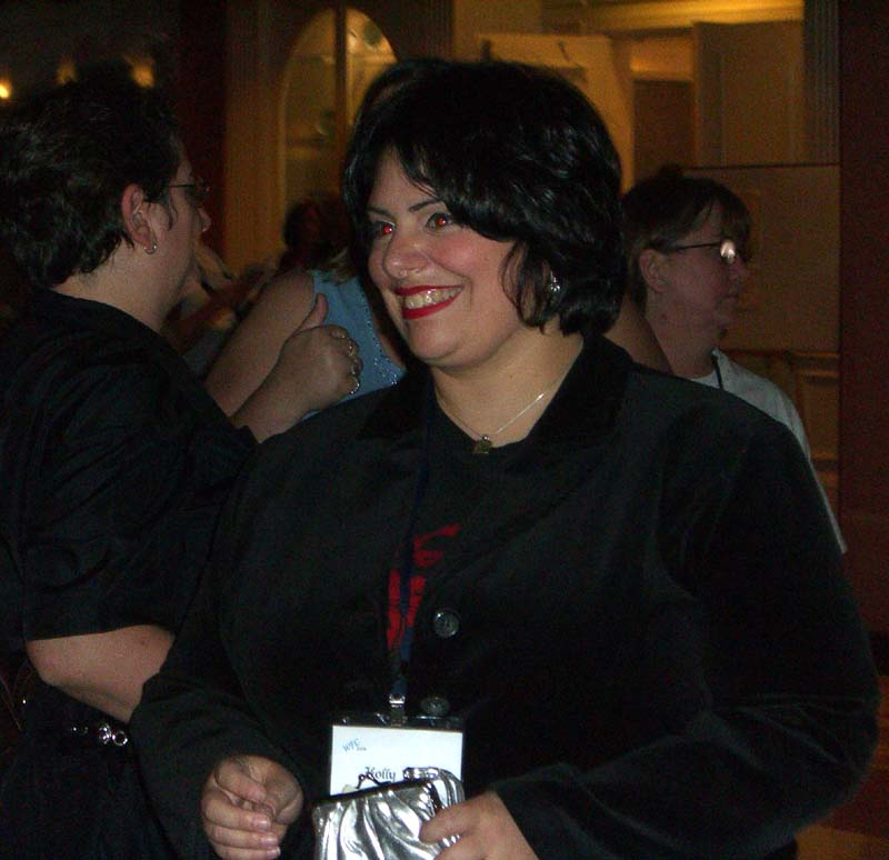World Fantasy Convention 2006, Friday: HB
