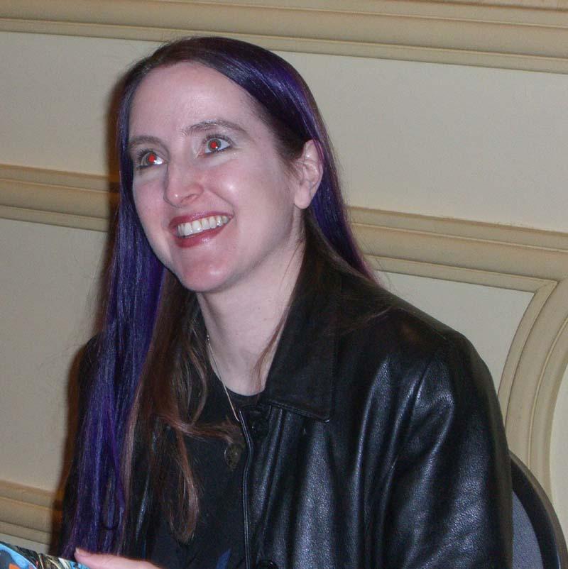 World Fantasy Convention 2006, book signing, Friday: AH