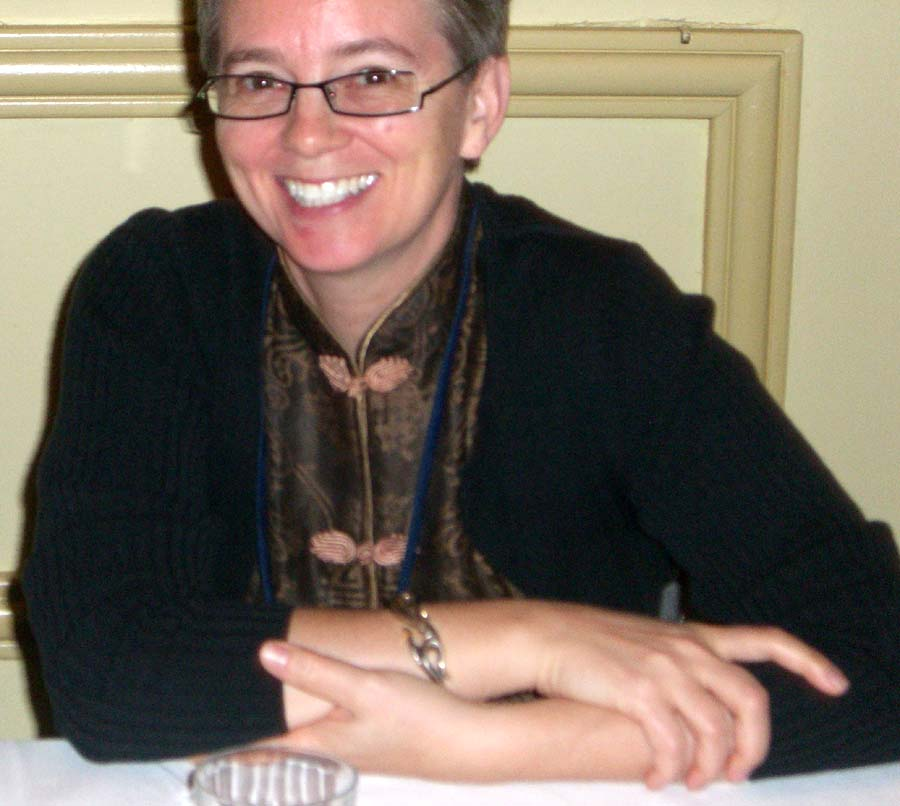 World Fantasy Convention 2006, book signing, Friday: LC