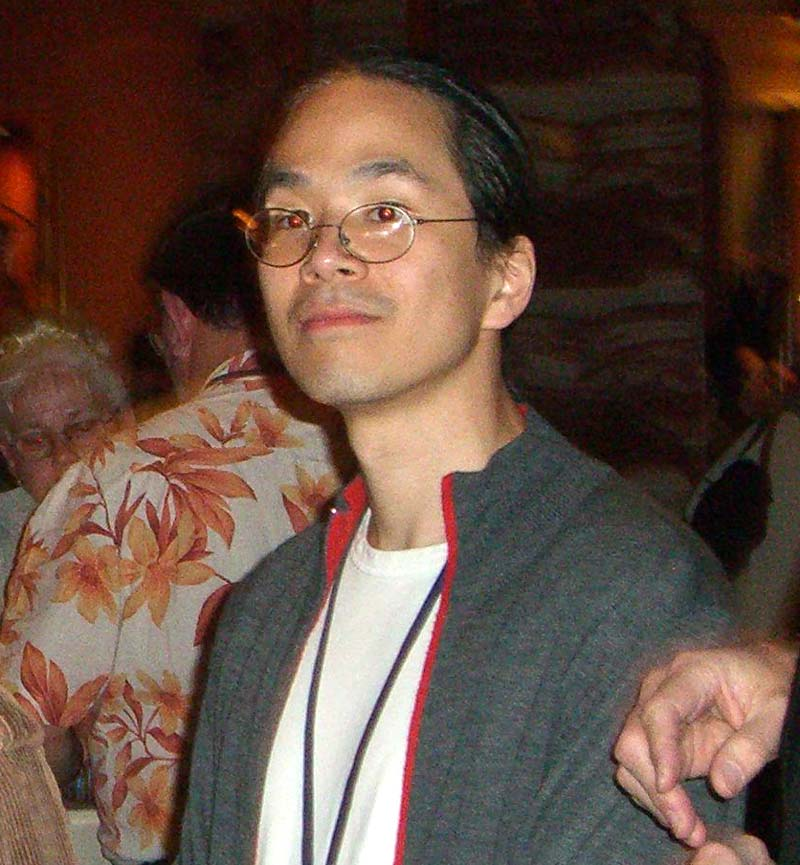 World Fantasy Convention 2006, Friday: Ted Chiang