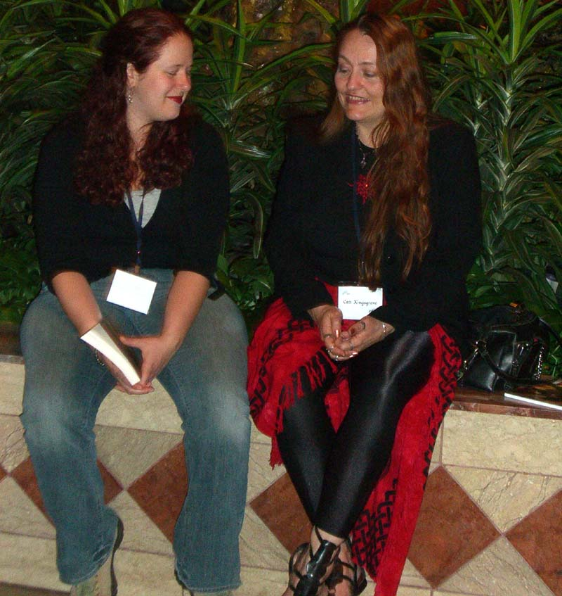 World Fantasy Convention 2006, Friday: CK