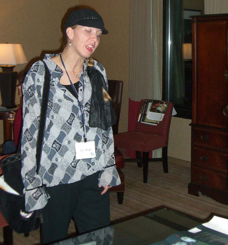 World Fantasy Convention 2006, Friday: JW