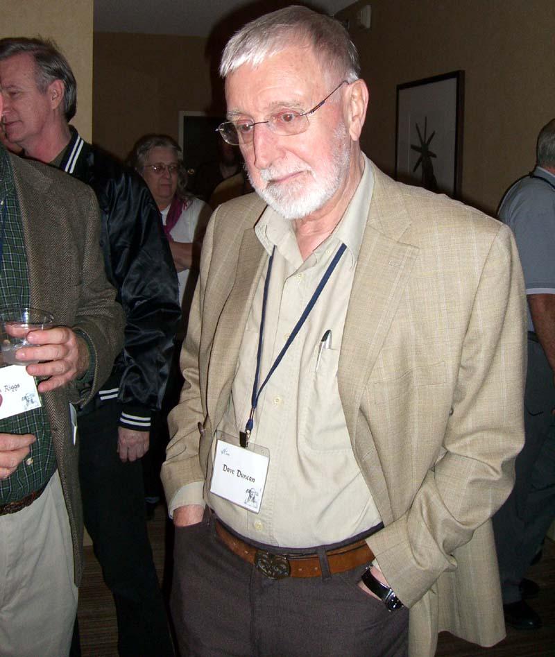 World Fantasy Convention 2006, Friday: DD