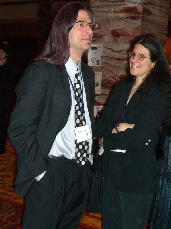 CIMG4384 World Fantasy Convention 2006: Linnaea