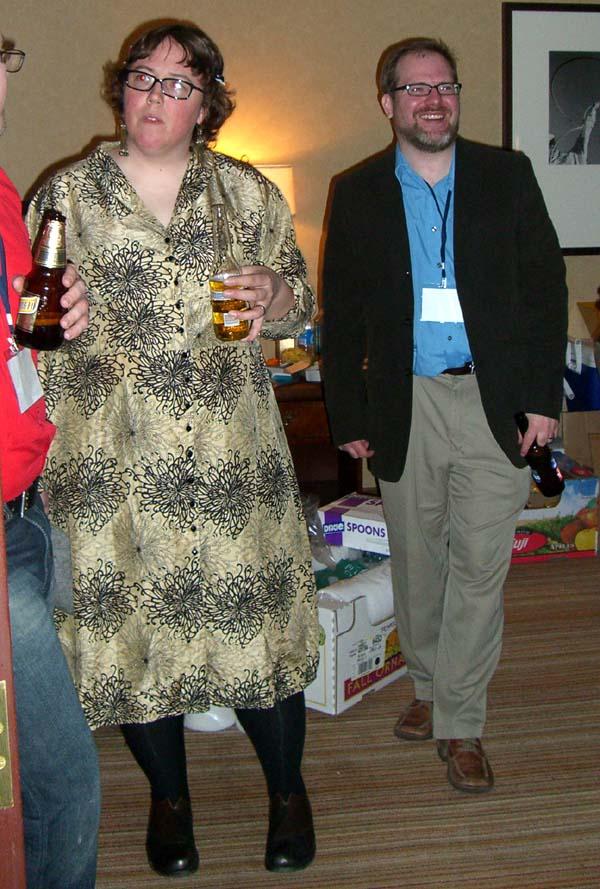 World Fantasy Convention 2006: KL