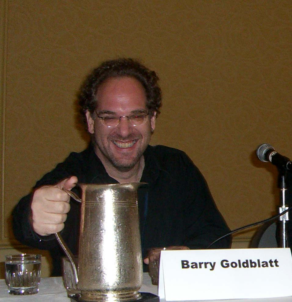 Young Adult Fantasy in the 21st Century panel at the World Fantasy Convention 2006