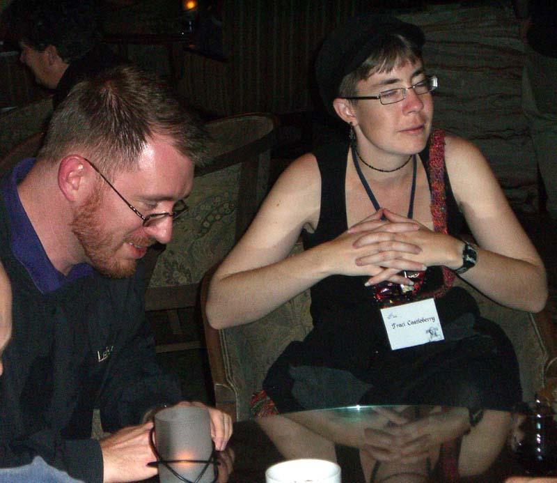 World Fantasy Convention 2006, Saturday: Traci Castleberry