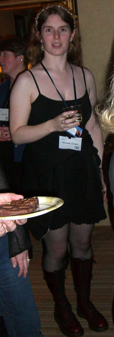 World Fantasy Convention 2006: Marissa Lingen