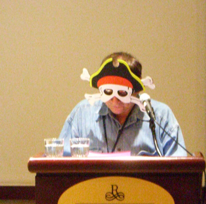 World Fantasy Convention 2006: the closing reading by Howard Waldrop